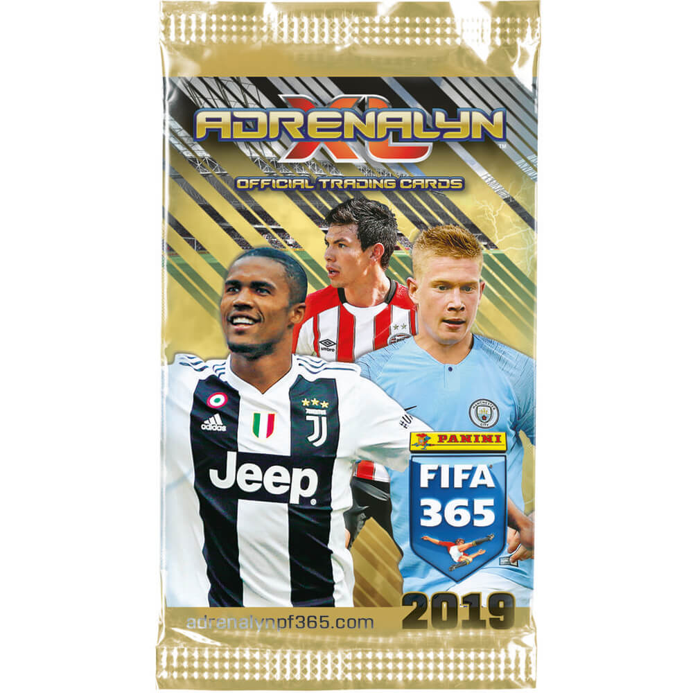 FIFA 365 Saison 2018/2019 Adrenalyn XL Trading Cards