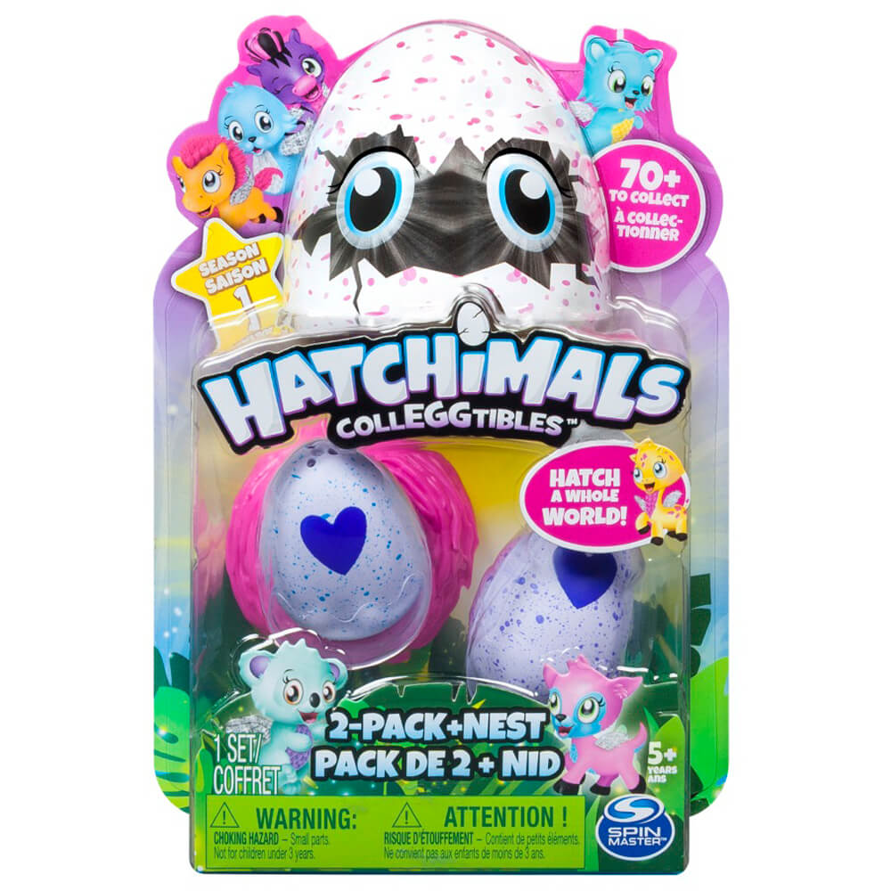 Hatchimals Colleggtible İkili Paket 19103