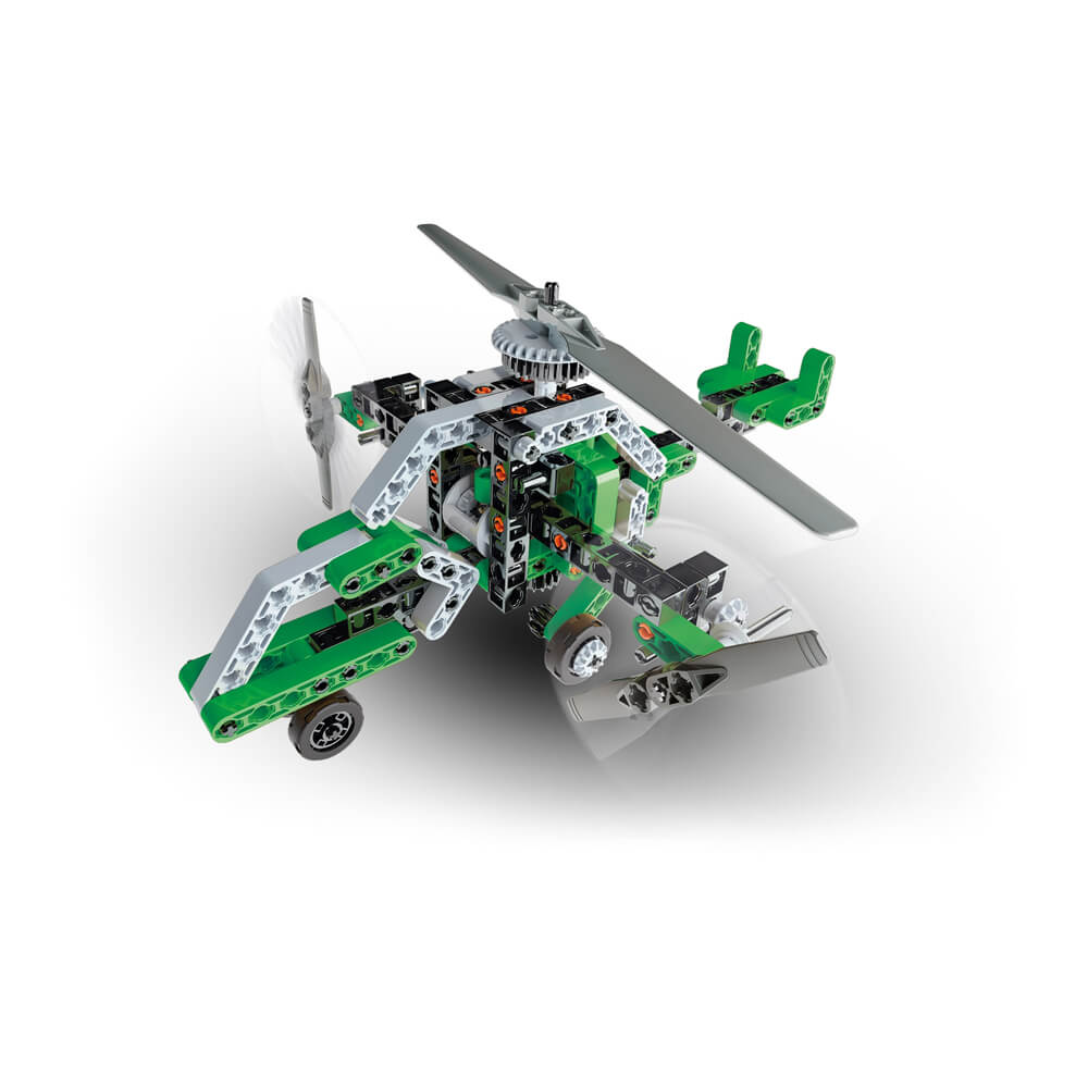 Clementoni Copter &  Fanboat 64299