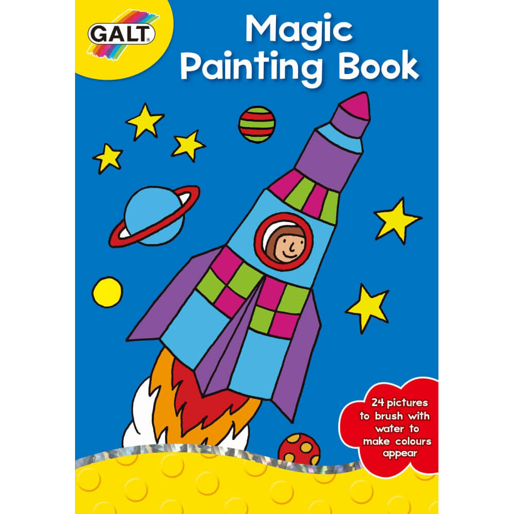 Galt Magic Painting Book 3 Yaş+ A3076C