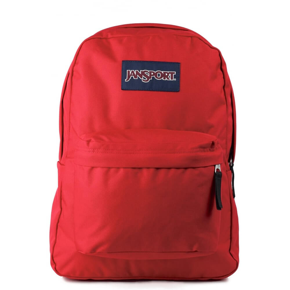 Jansport Superbreak Red Tape T5015XP