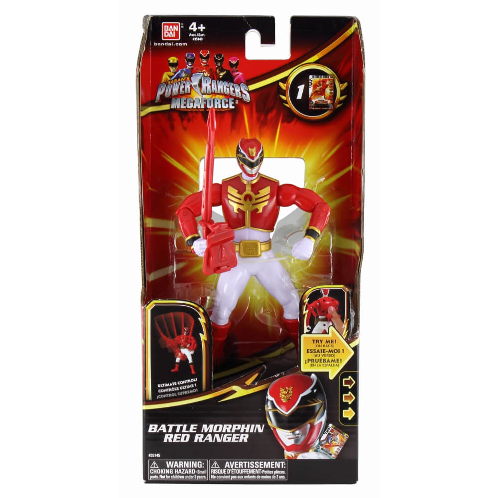 Adore Power Rangers Feature Figure 35100