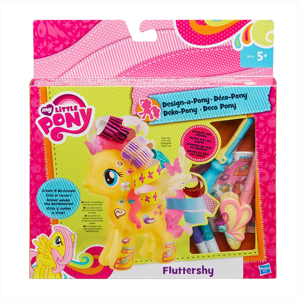 Hasbro My Little Pony Tasarım Kiti B5809
