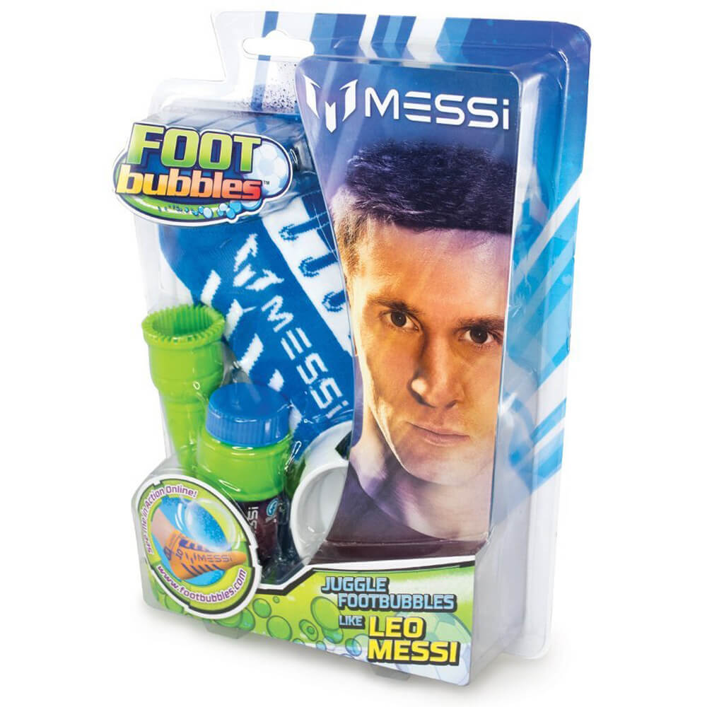 Foot Bubbless Messi Mavi MS00802