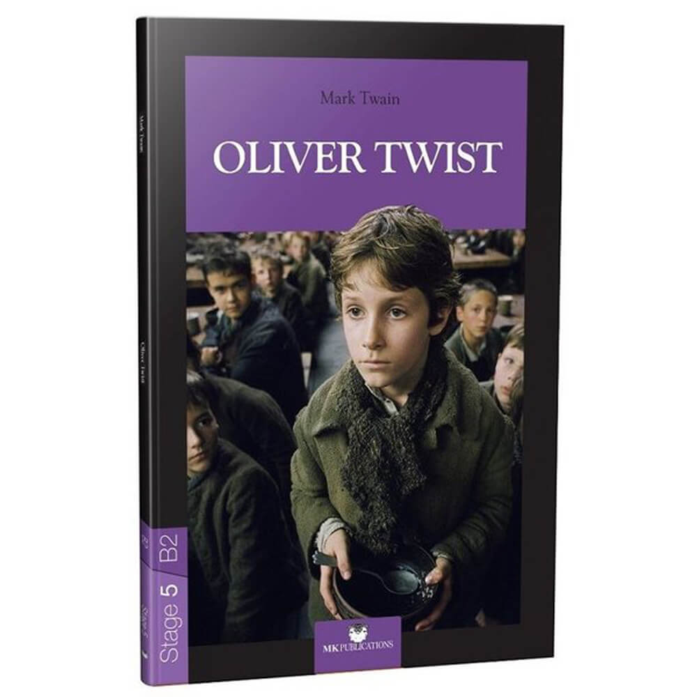 MK Publications/Stage-5 Oliver Twist - Mark Twain
