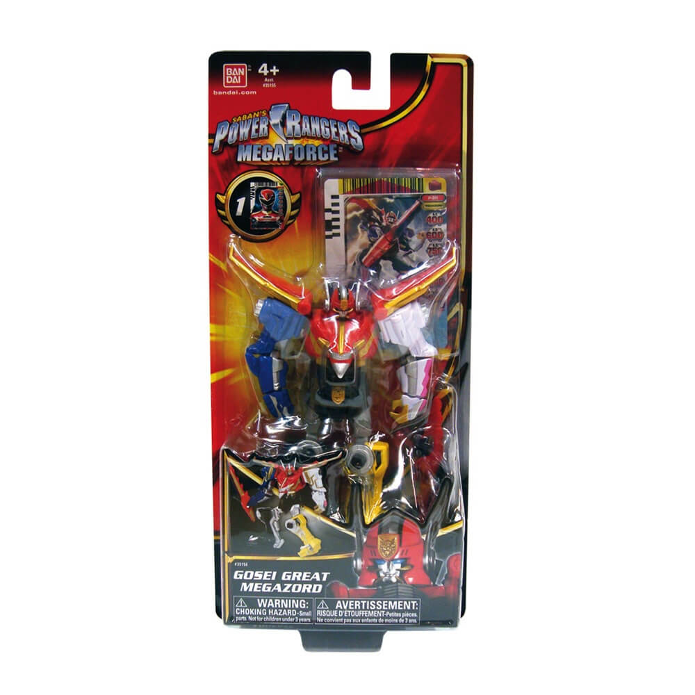Adore Power Rangers Figure Megazord 35155