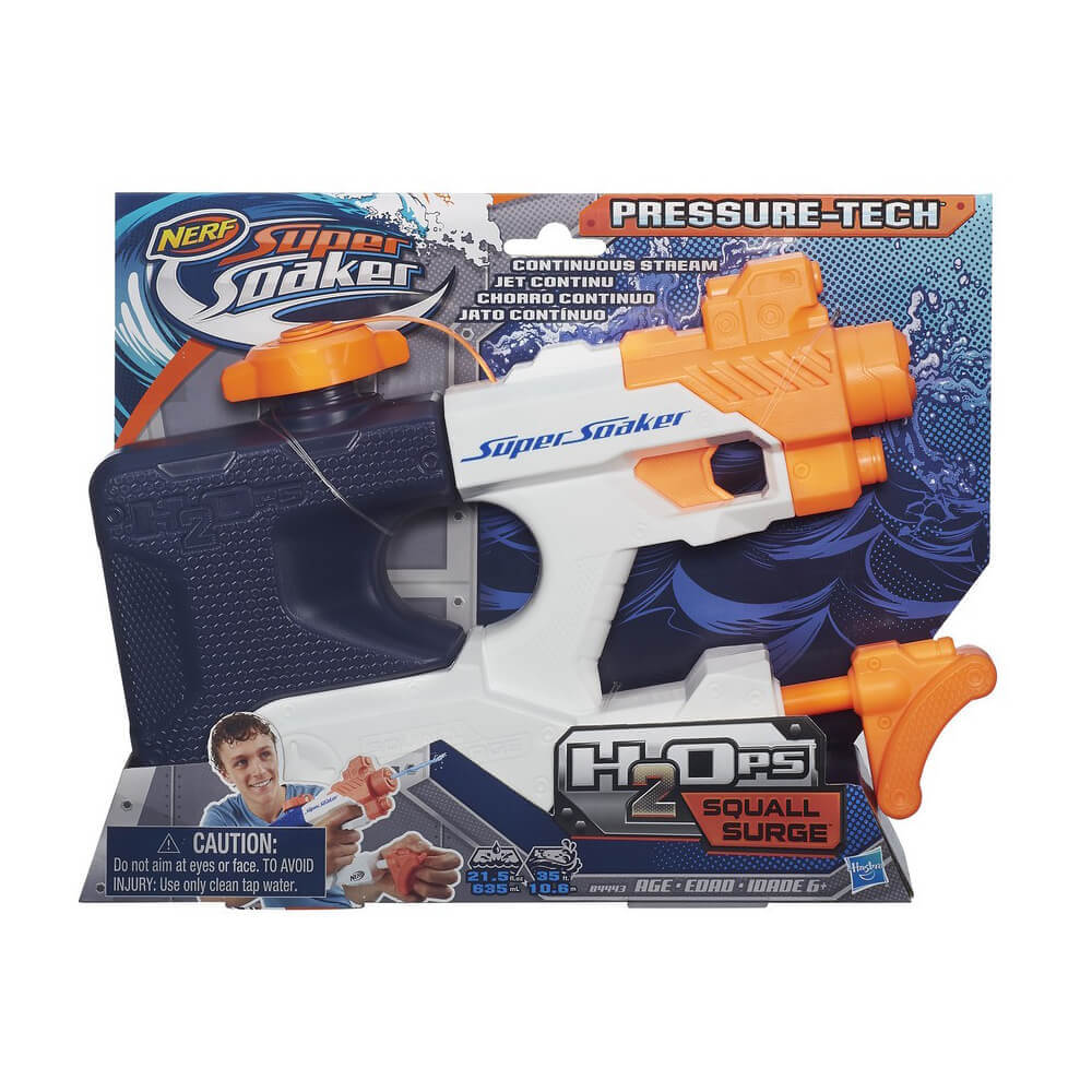 Hasbro Nerf H2Ops Squall Surge B4443