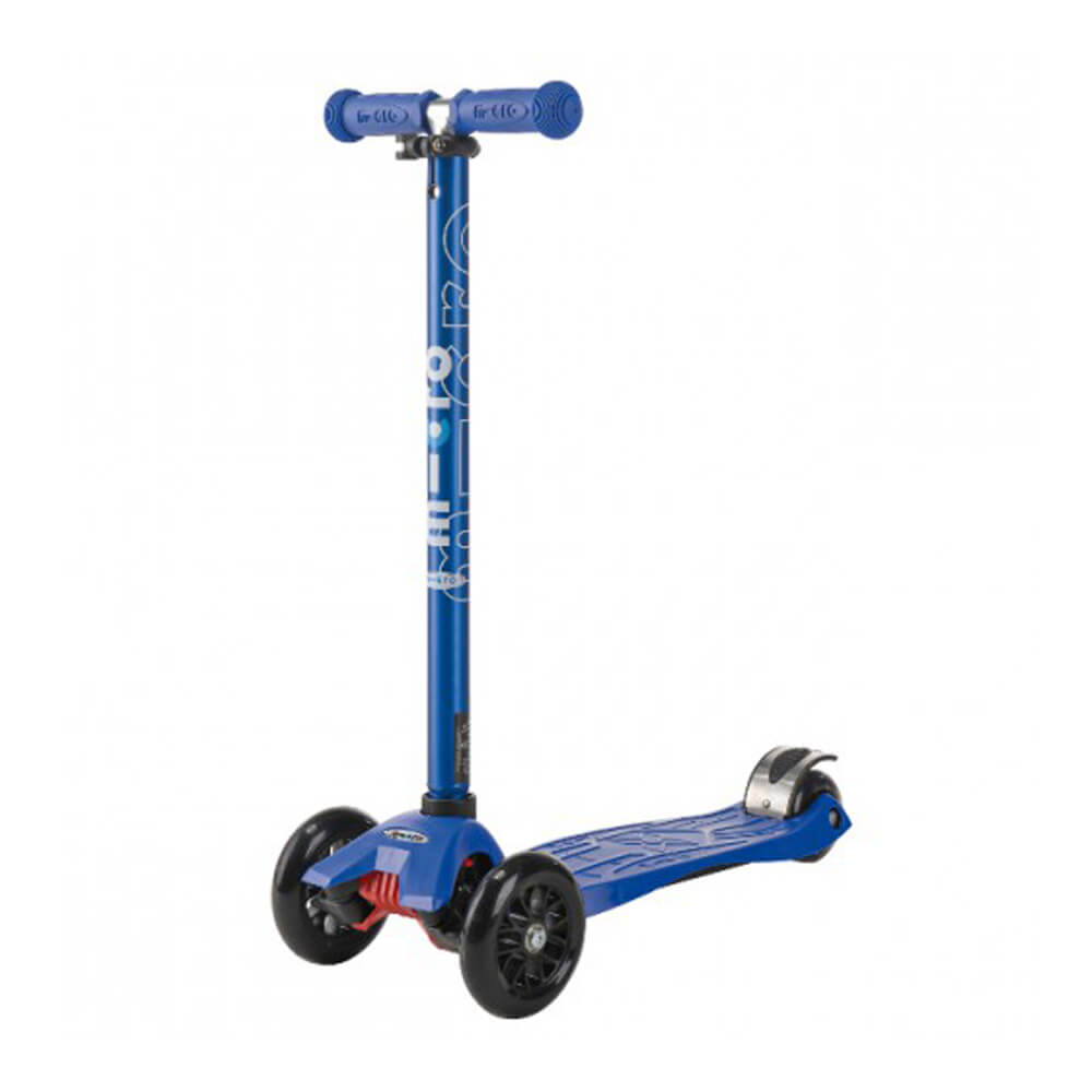 Micro Scooter Maxi with T-Bar Blue Metallic MCR.MM0226