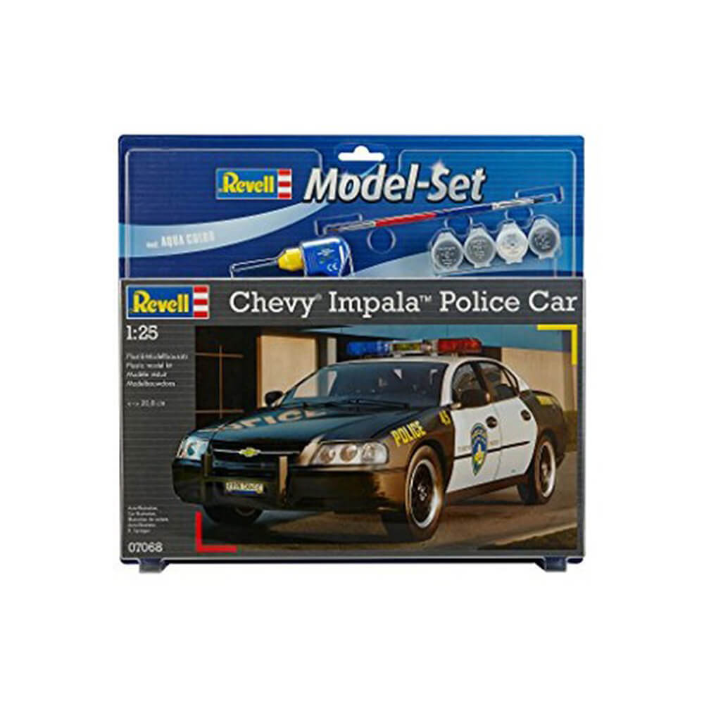 Revell M.Set Chevy Impala Pol. 1:25 VBA67068