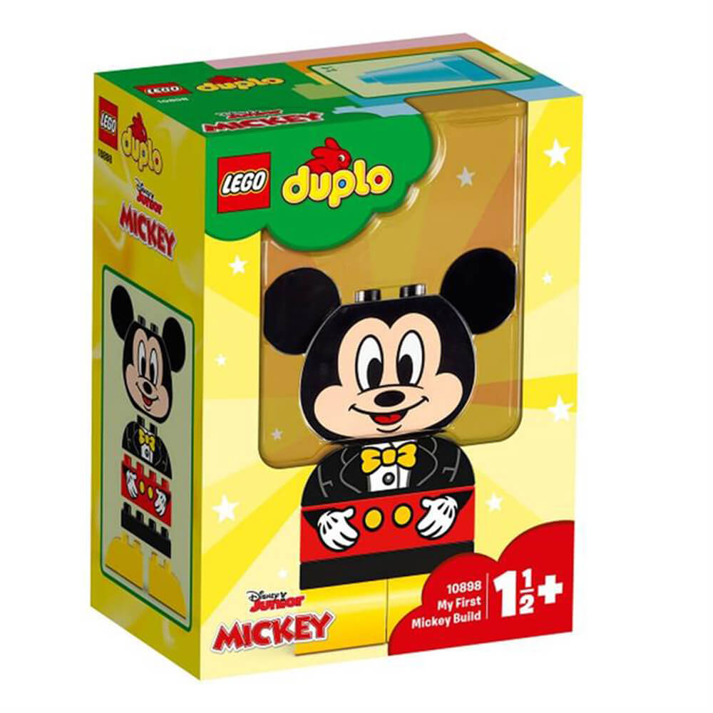 Lego Duplo My First Mickey Build LED10898