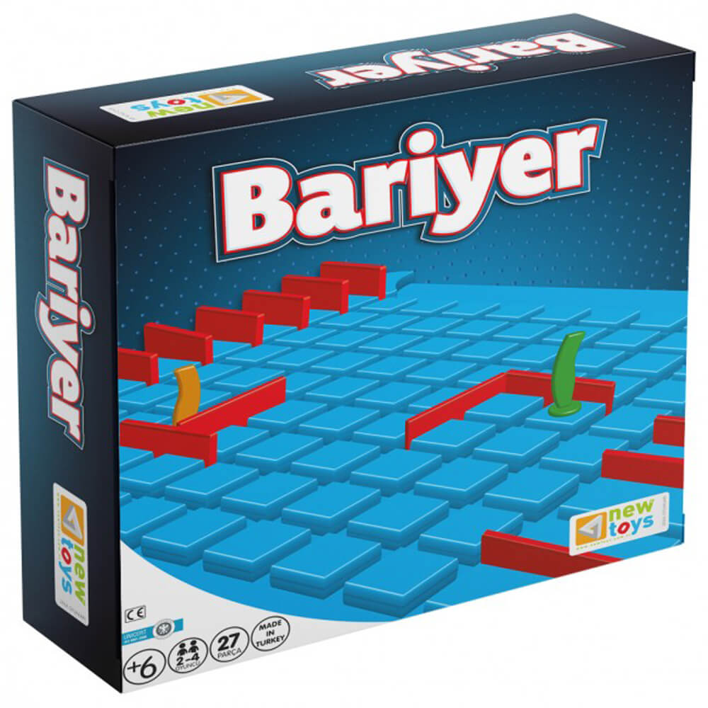 New Toys Bariyer