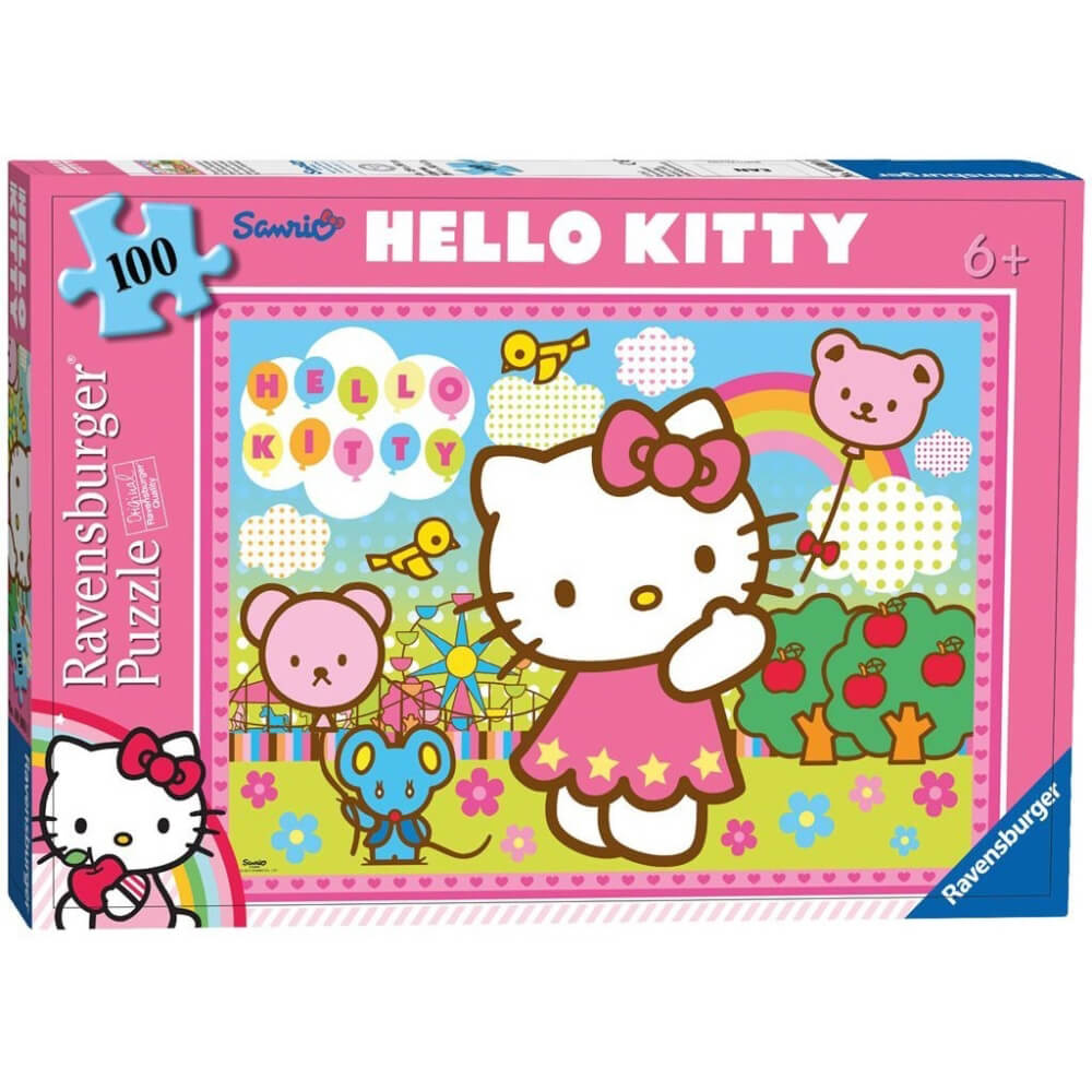 Ravensburger Puzzle Hello Kitty 108855