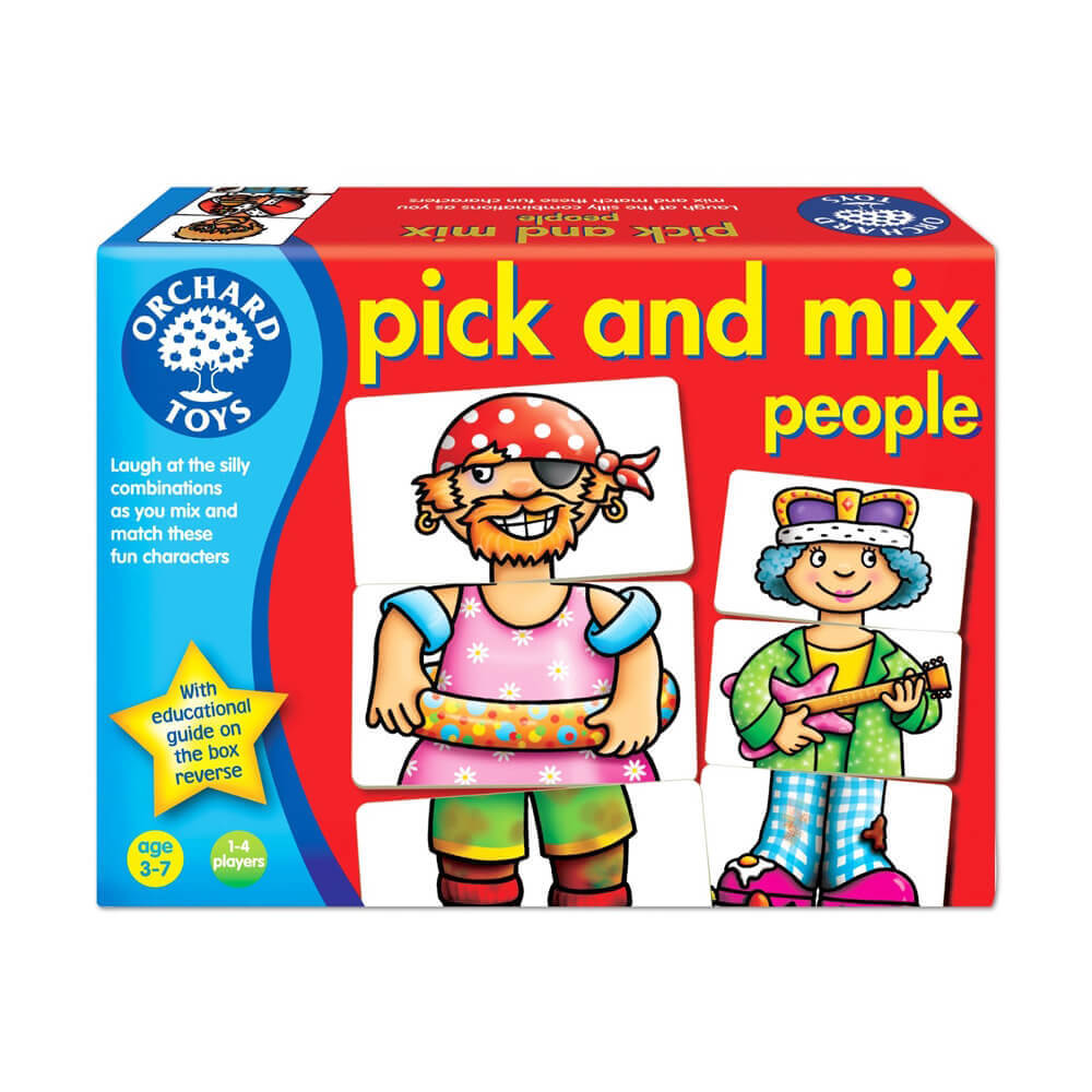 Orchard Pick and Mix People 3 - 7 Yaş  008
