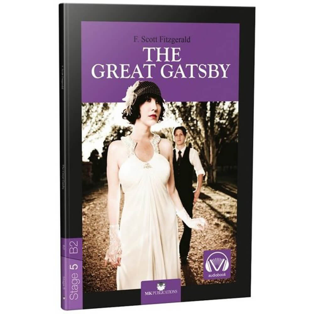MK Publications/Stage-5 The Great Gatsby