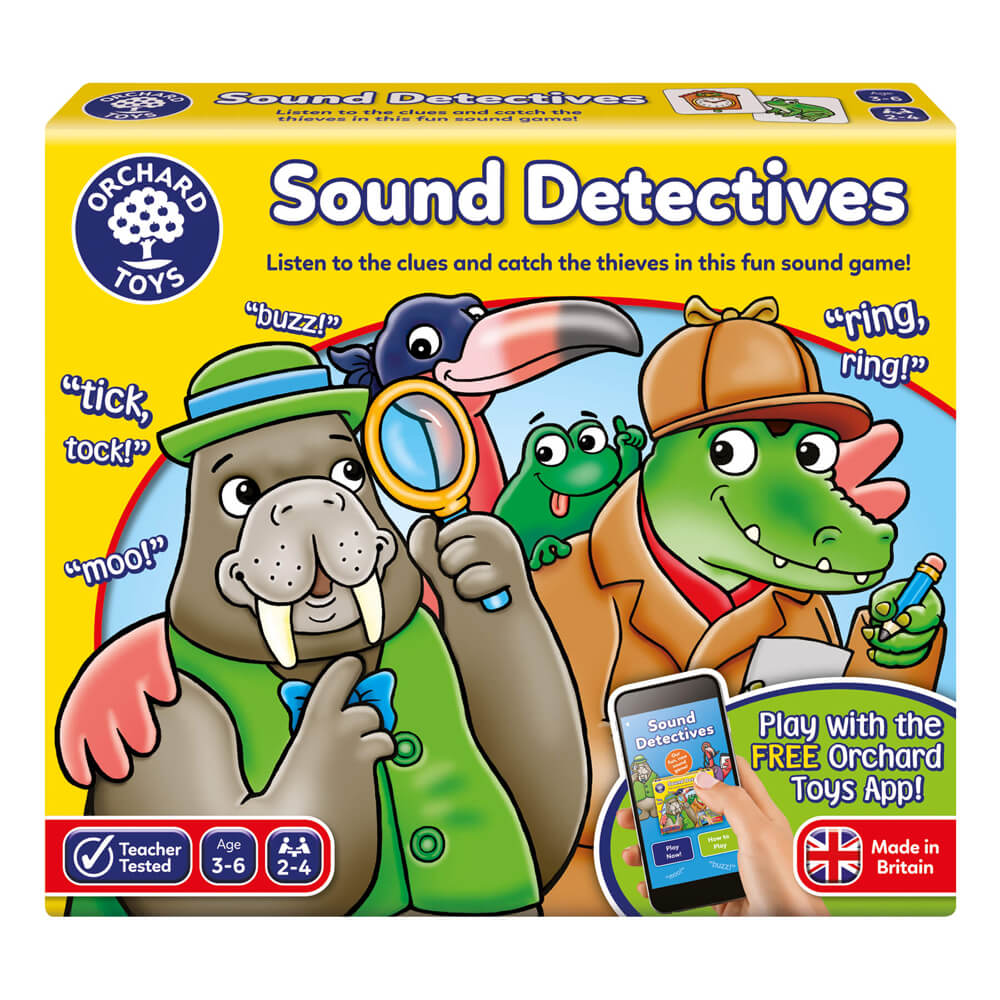 Orchard Sound Detectives 3 - 6 Yaş 078