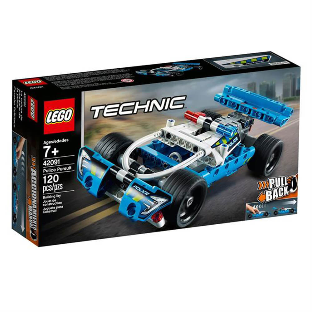 Lego Technic Police Pursuit LMT42091