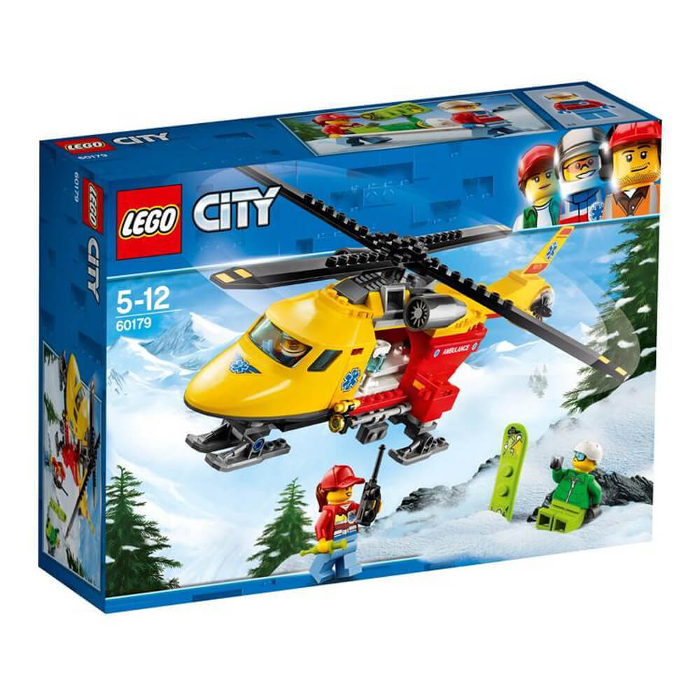 Lego Ambulance Helicopter LSC60179