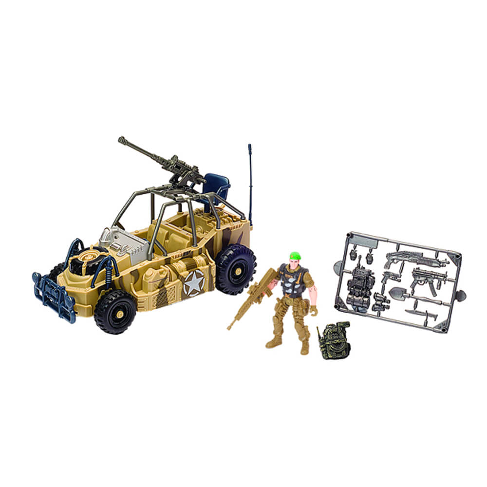 Sunman Asker Oyn.Set Soldier VIII Offroad Vehicle