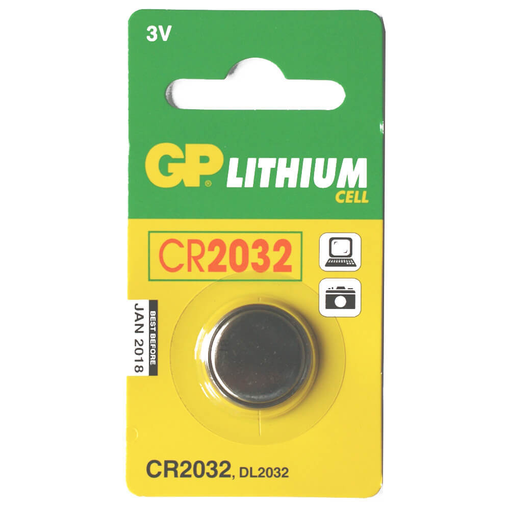 GP CR2032 3V Lityum Pil