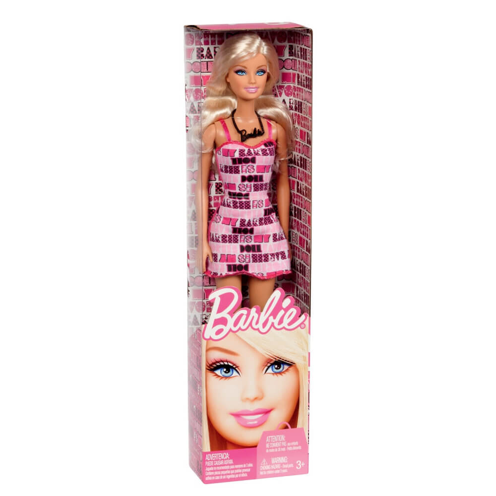 Mattel Barbie Şık Barbie T7439