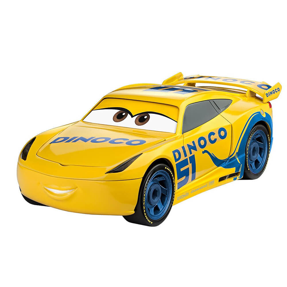 Revell Junior Kit Cars 3 Mcqueen 00860