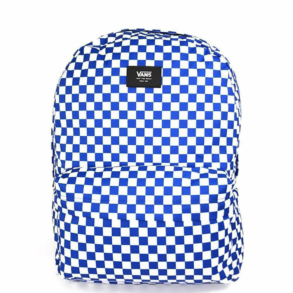 Vans Old Skool III Backpack Victoria Blue Check VN0A3I6RZZ41