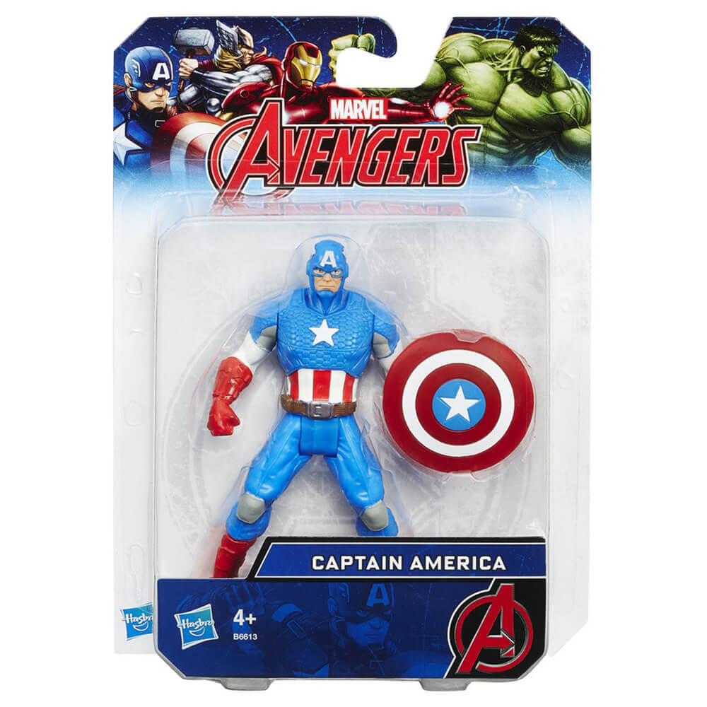 Hasbro Avengers All-Star Figür B6295