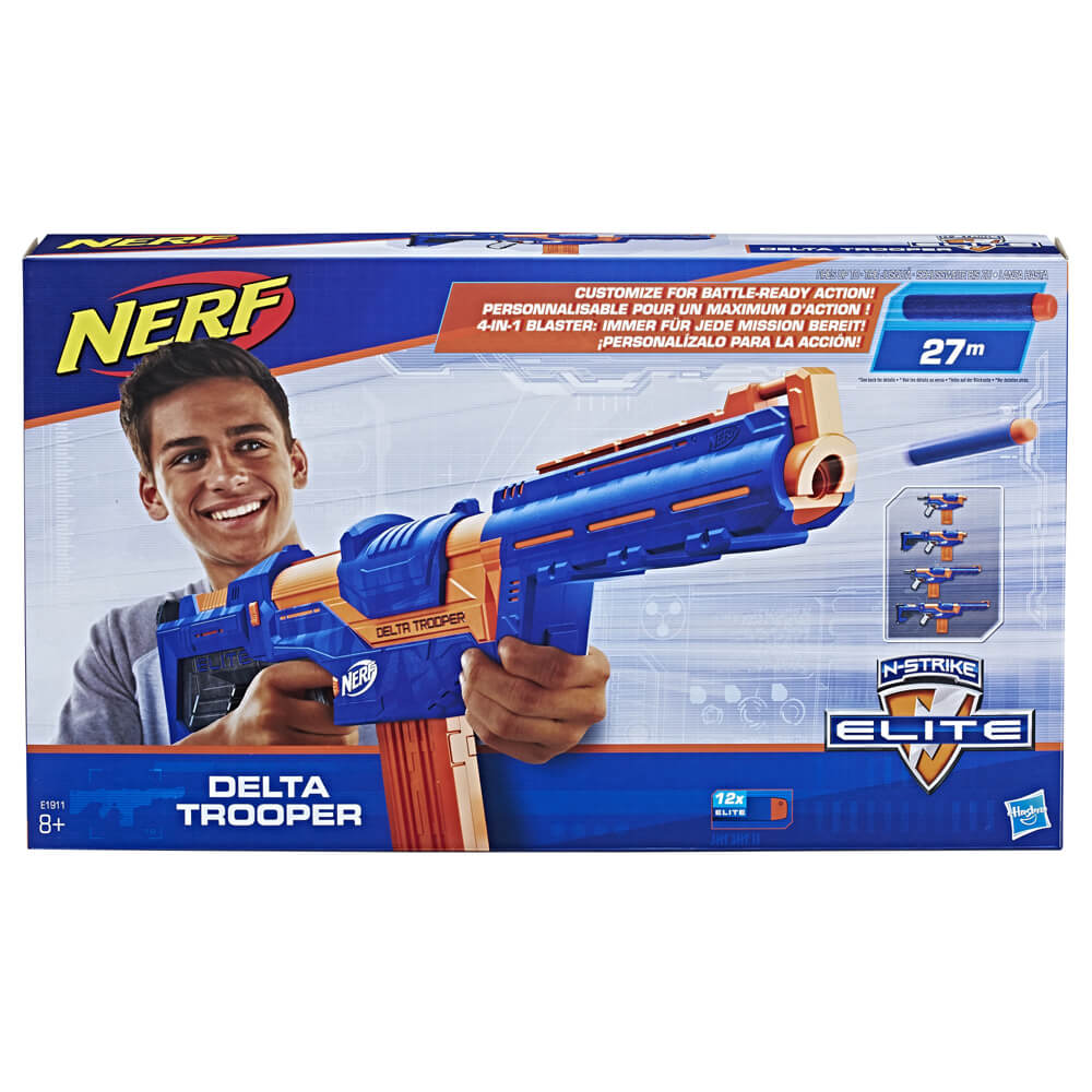 Hasbro Nerf N-Strike Elite Delta Trooper E1911