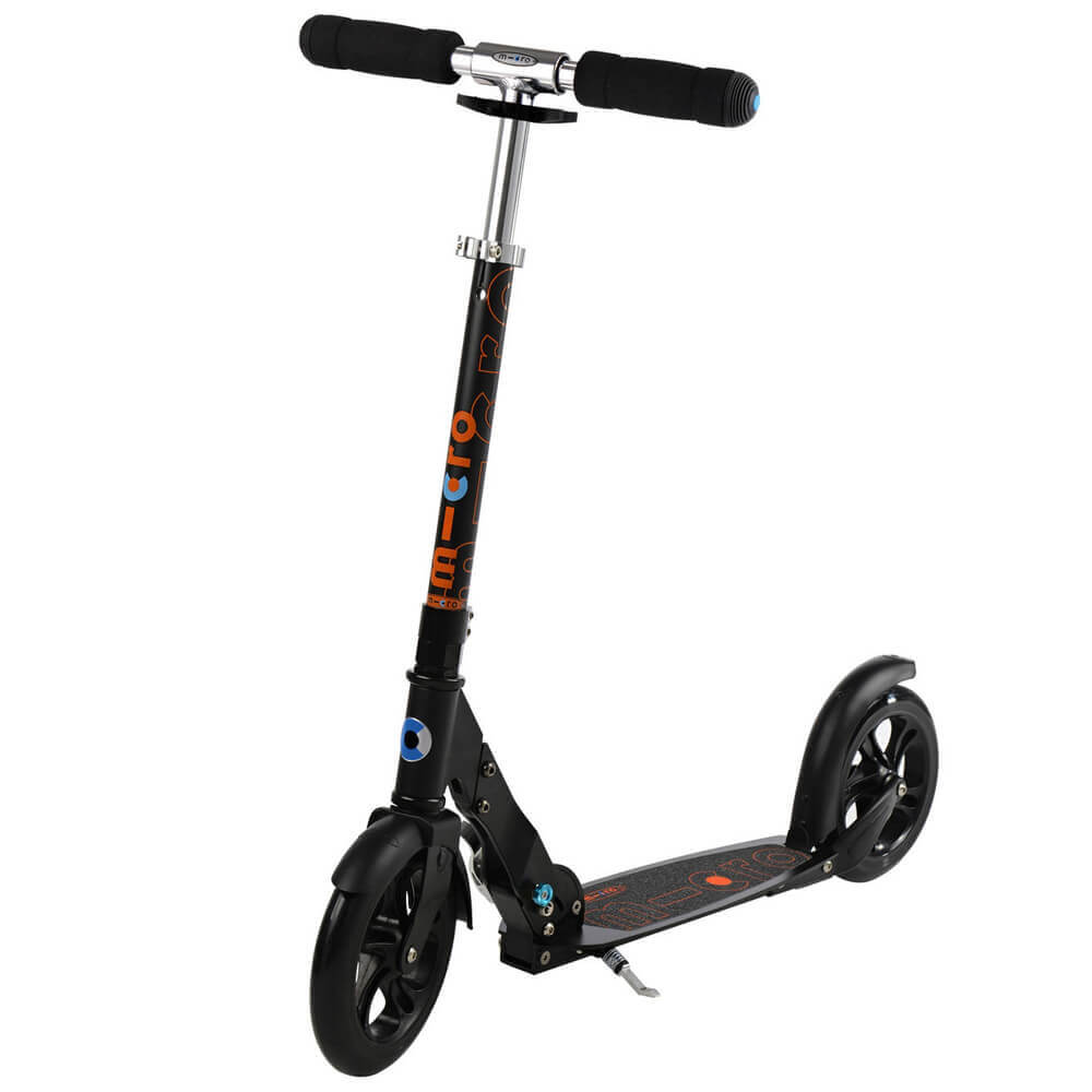 Micro Scooter Black MCR.SA0034