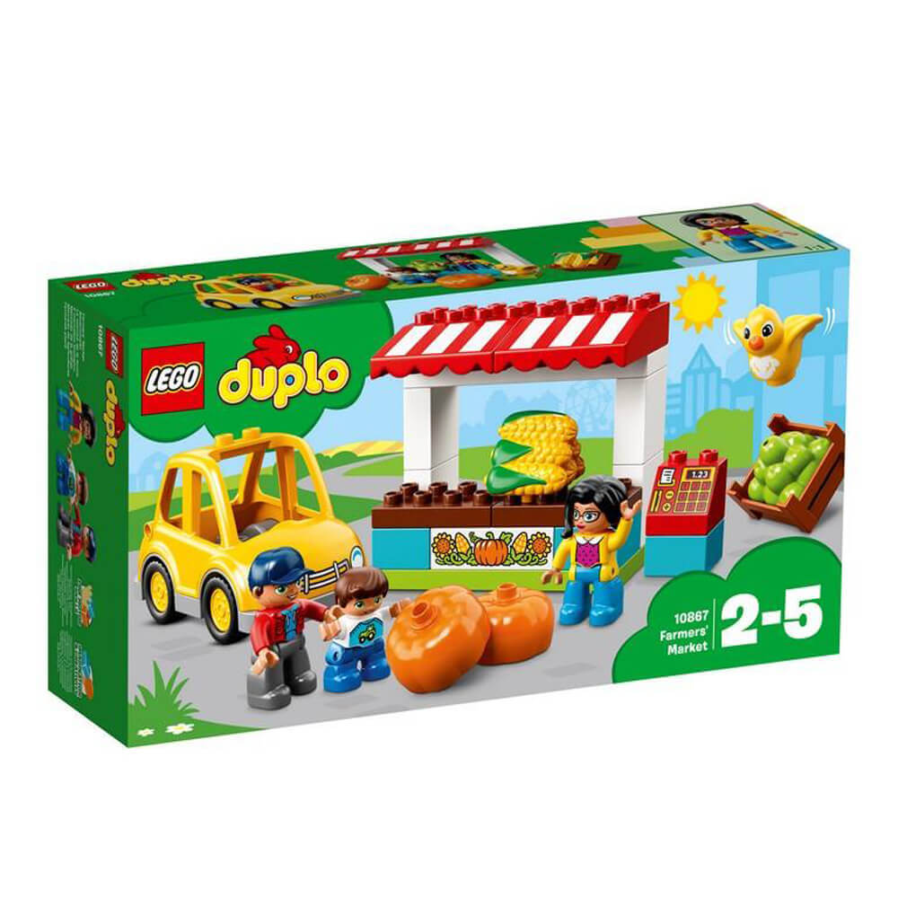 Lego Farmer's Market LED10867