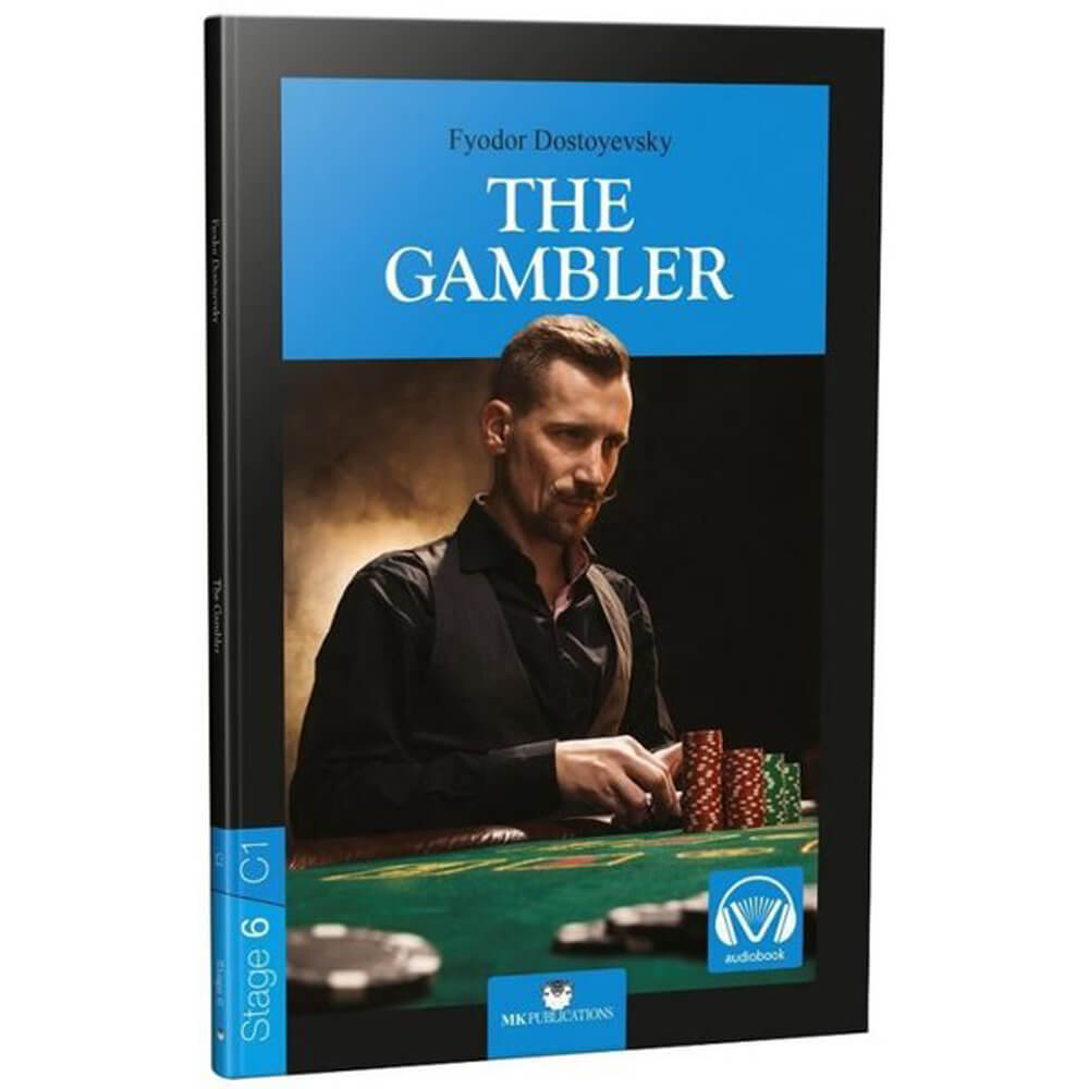 MK Publications/Stage-6 The Gambler