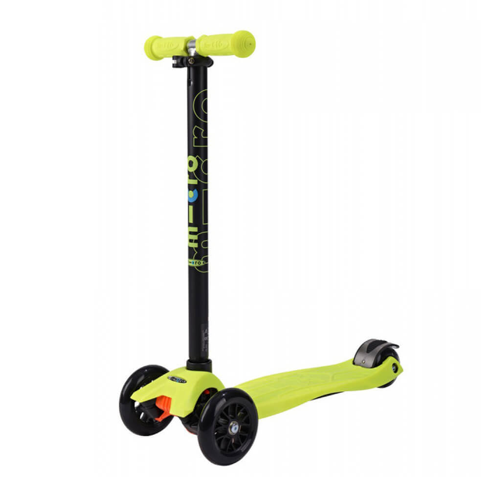 Micro Scooter Maxi with T-Bar Neon MCR.MM0243