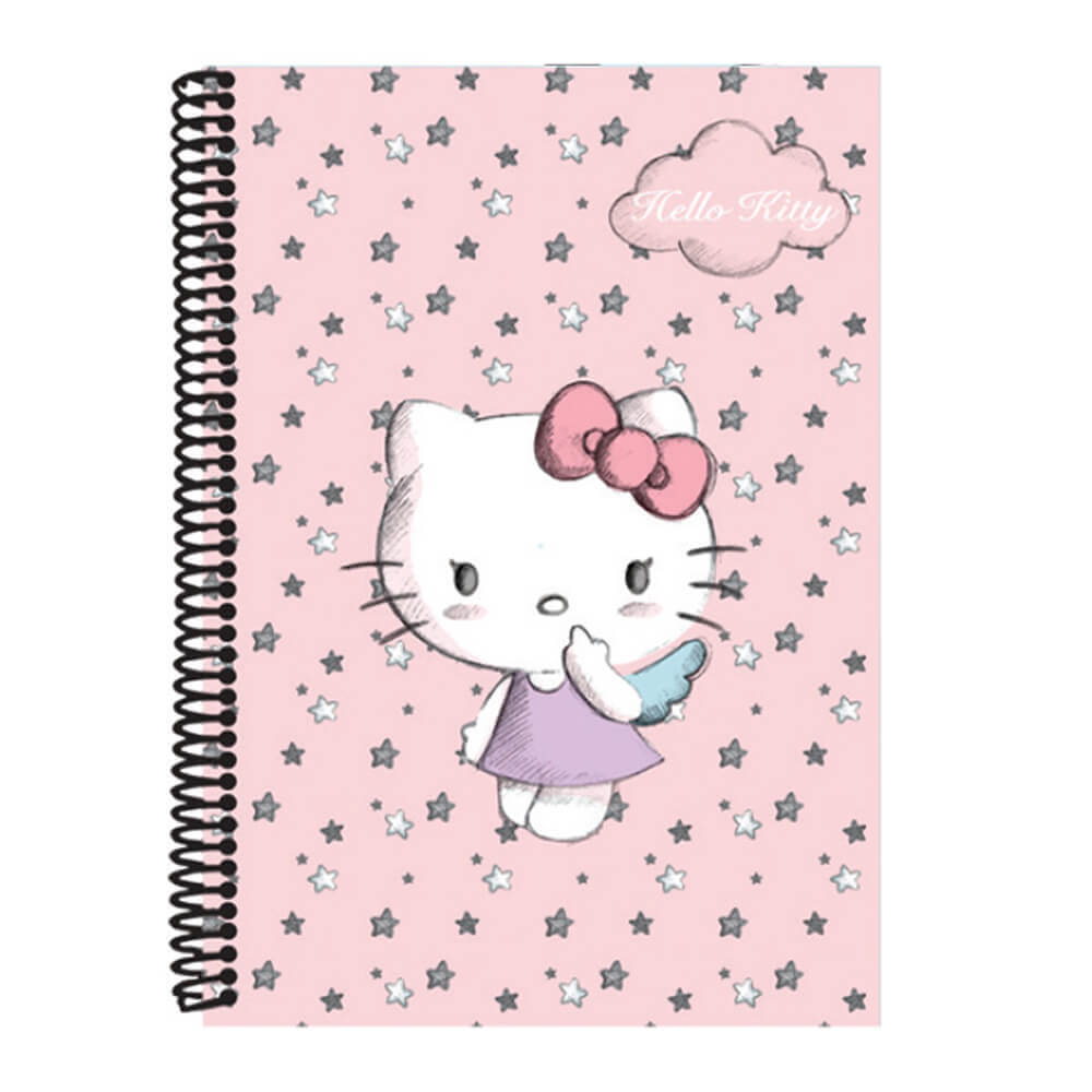 Hello Kitty Flex Up Defter A4 80 yp Kareli