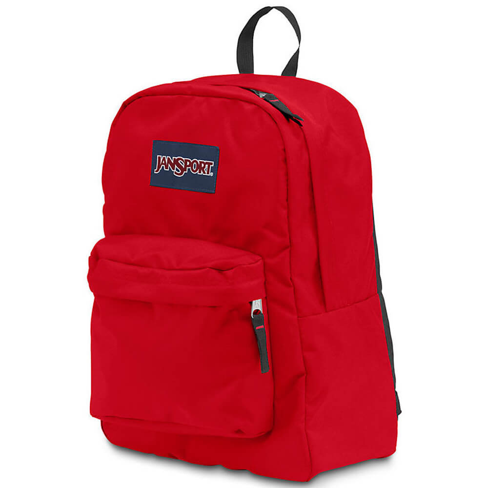 Jansport Superbreak High Rısk Red T5015KS