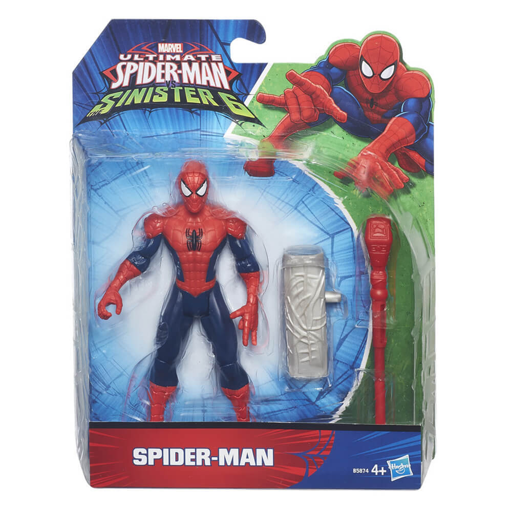 Hasbro Spider-Man Web City Figür B5758