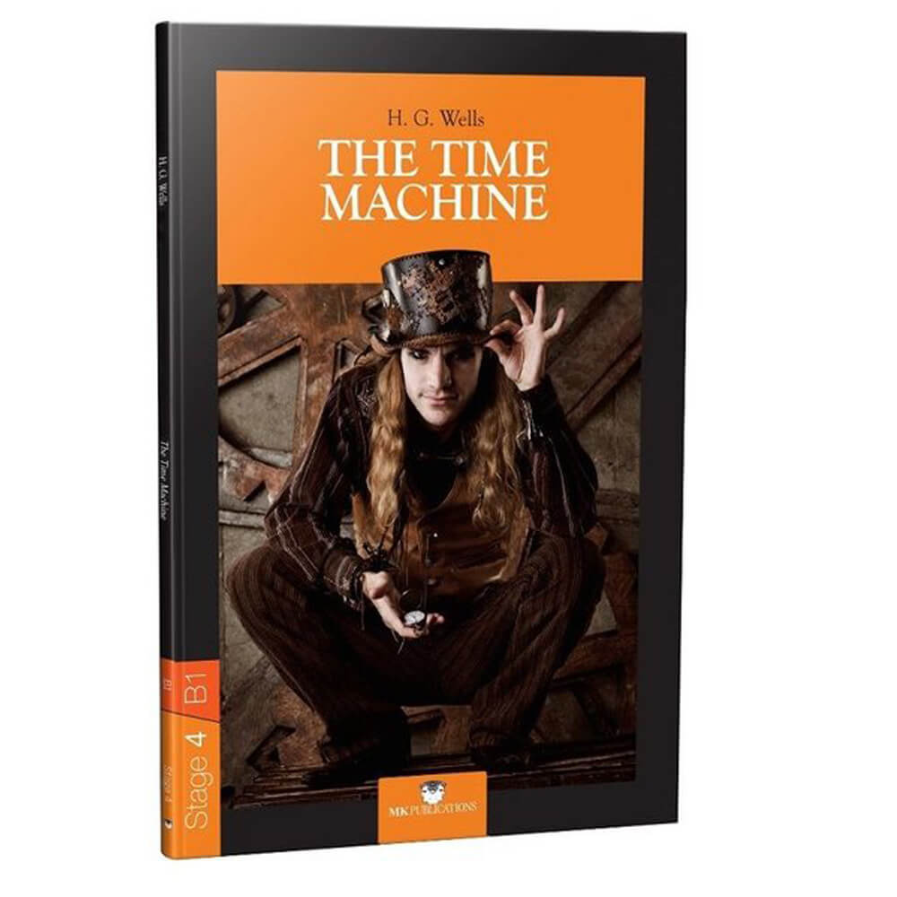 MK Publications/Stage-4 The Time Machine - H. G. Wells