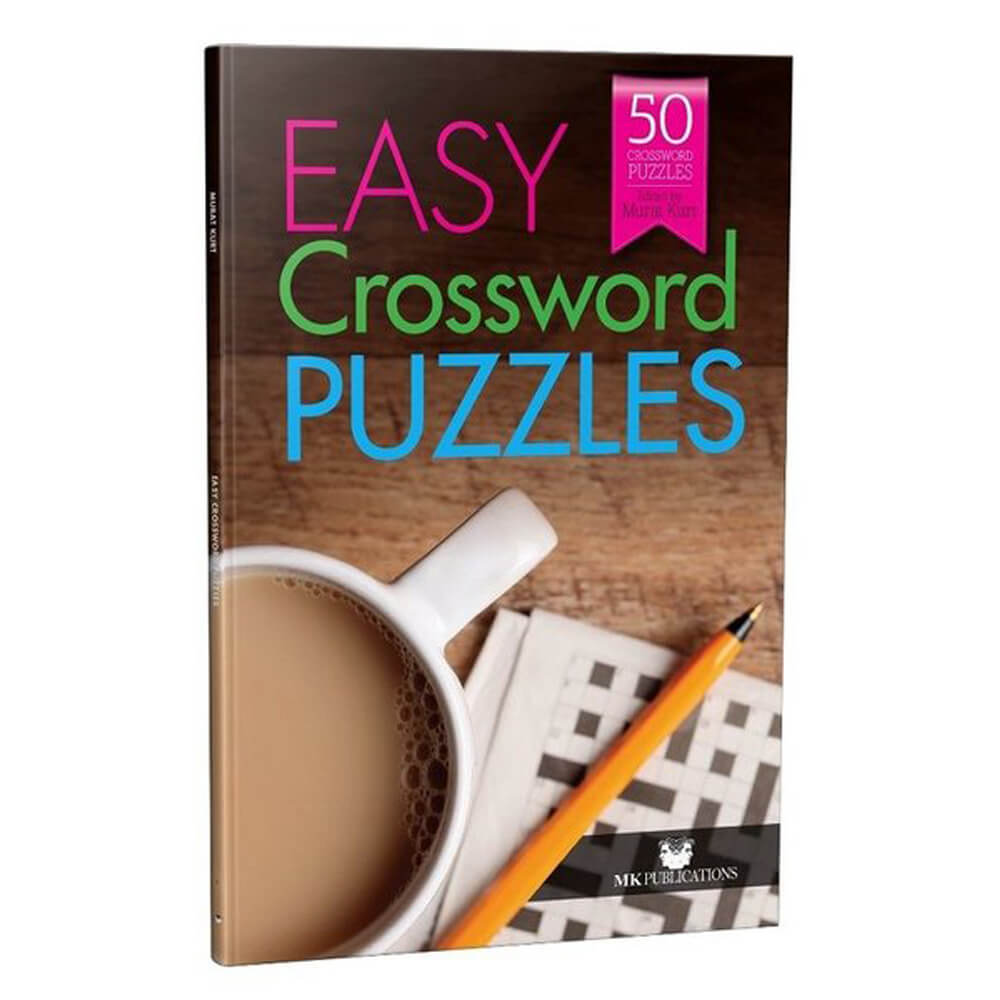MK Publications/Easy Crossword Puzzles