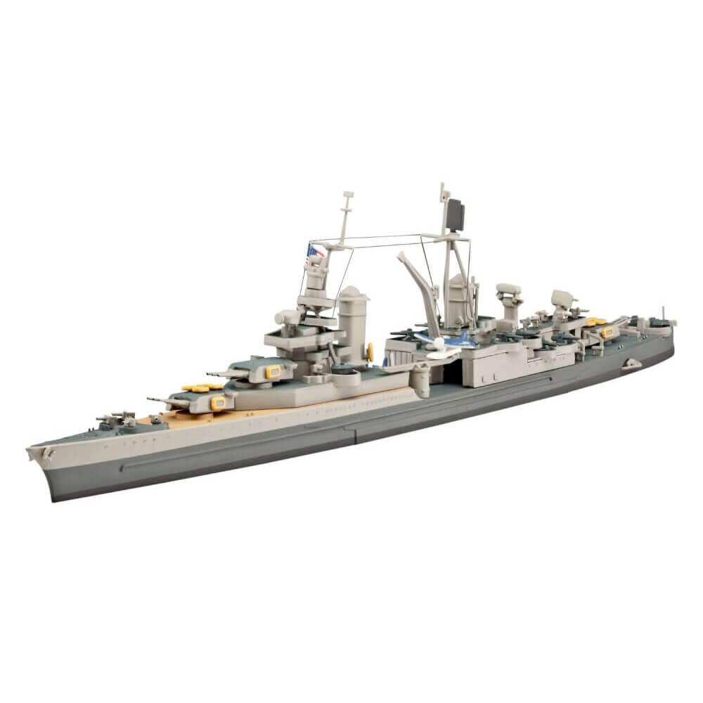 Revell Maket Uss Indianapolıs 05111