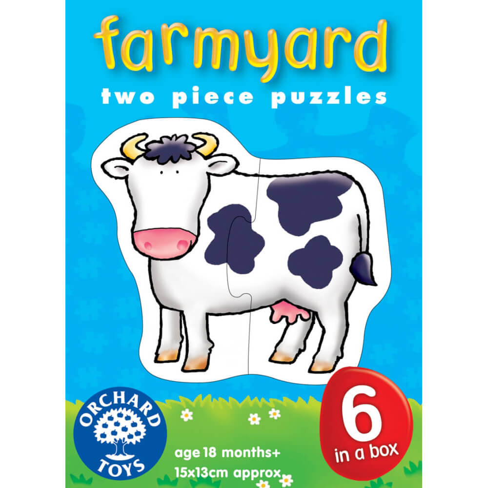 Orchard Farmyard 18 Ay+ 202
