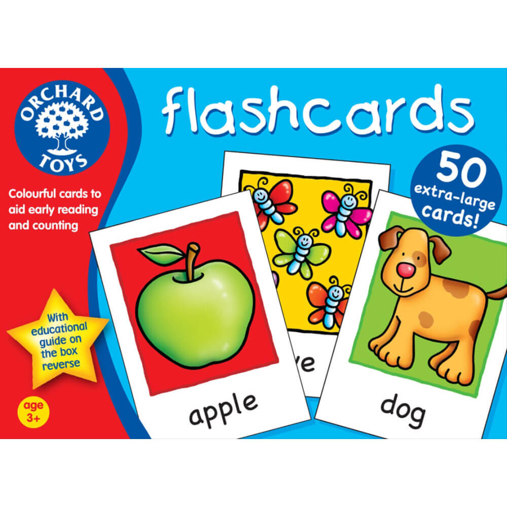 Orchard Flashcards 3 Yaş+ 019