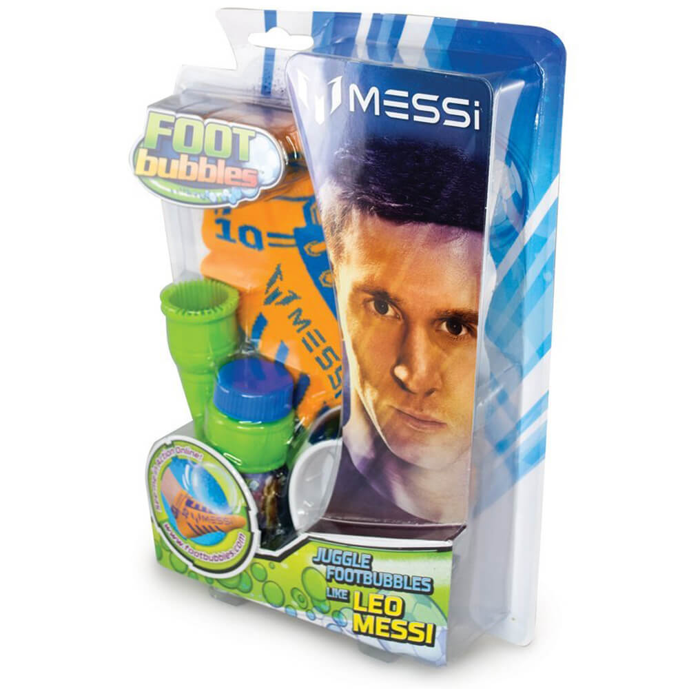 Foot Bubbless Messi Turuncu MS00805