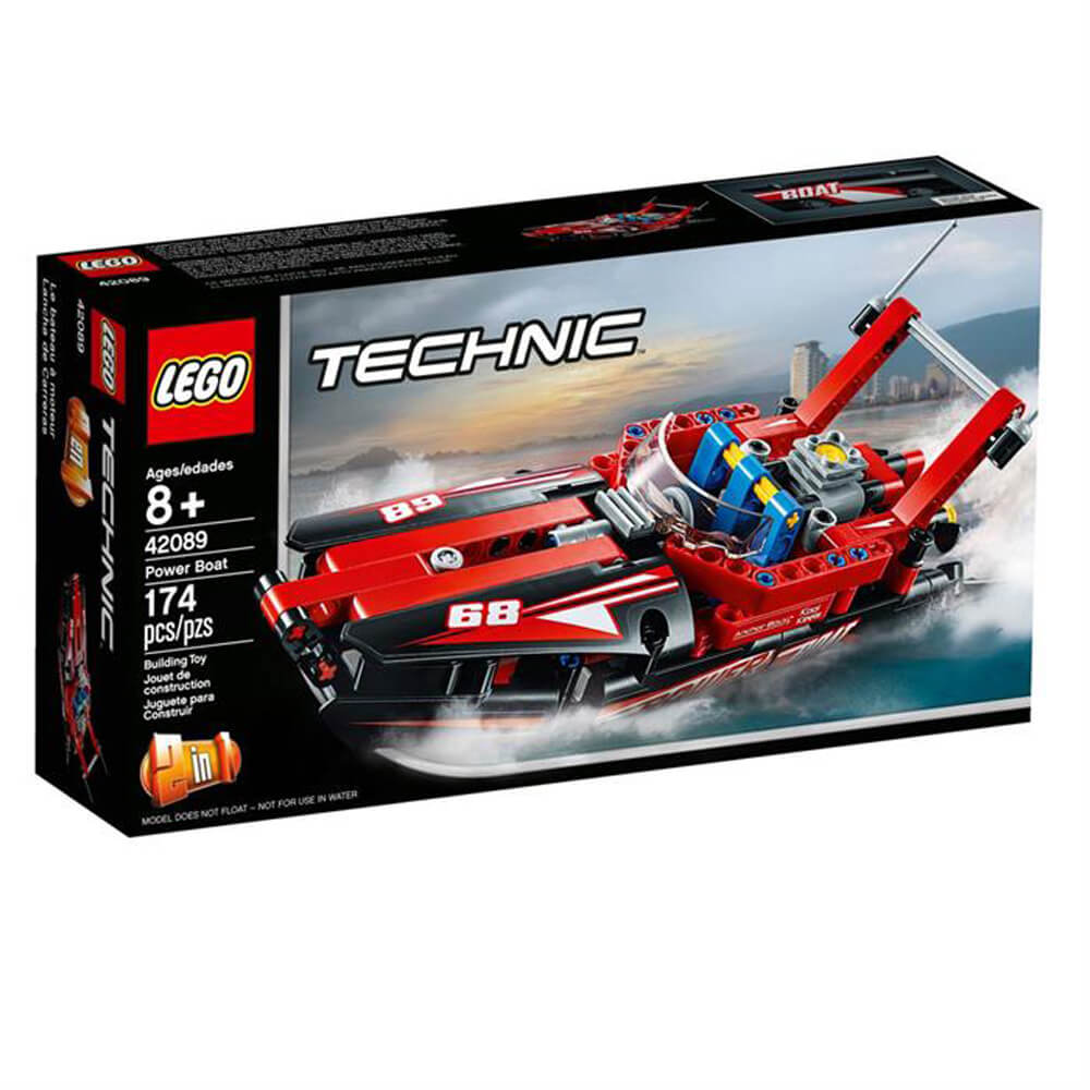 Lego Technic Power Boat LMT42089