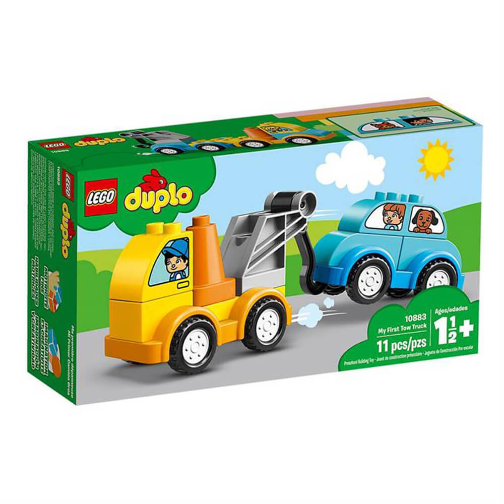 Lego Duplo My First Tow Truck LED10883