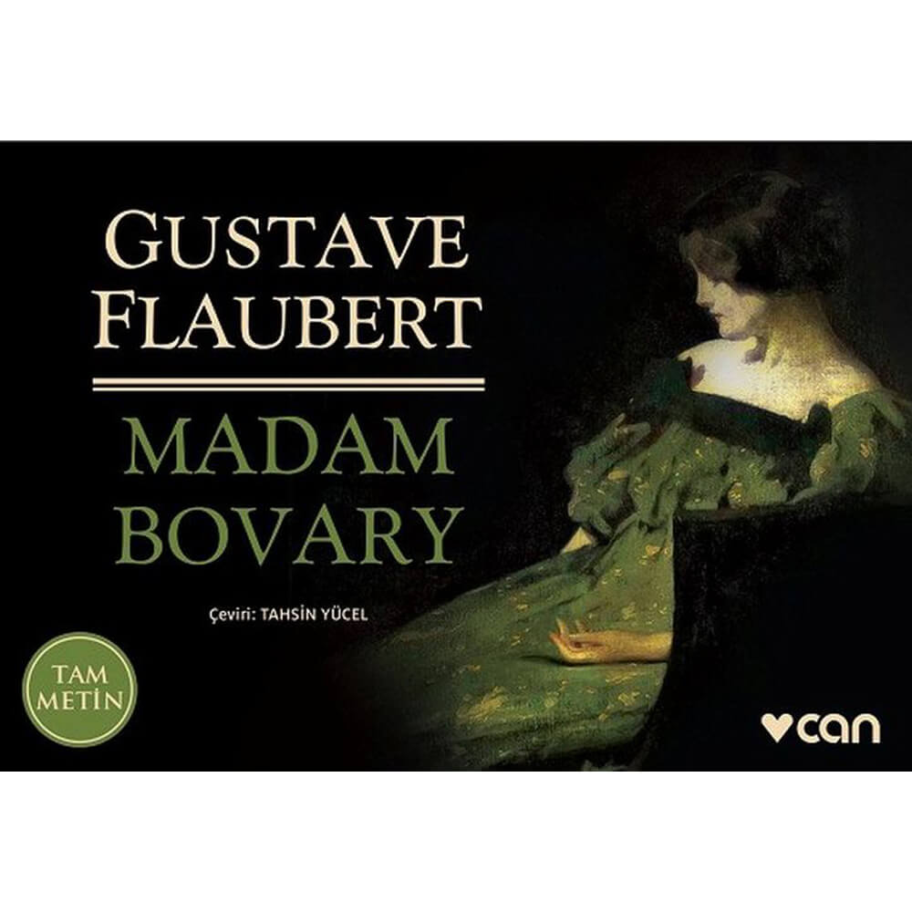 Can/Madam Bovary (Mini Kitap)