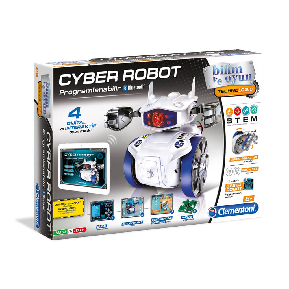 Clementoni Cyber Robot CLE-64295