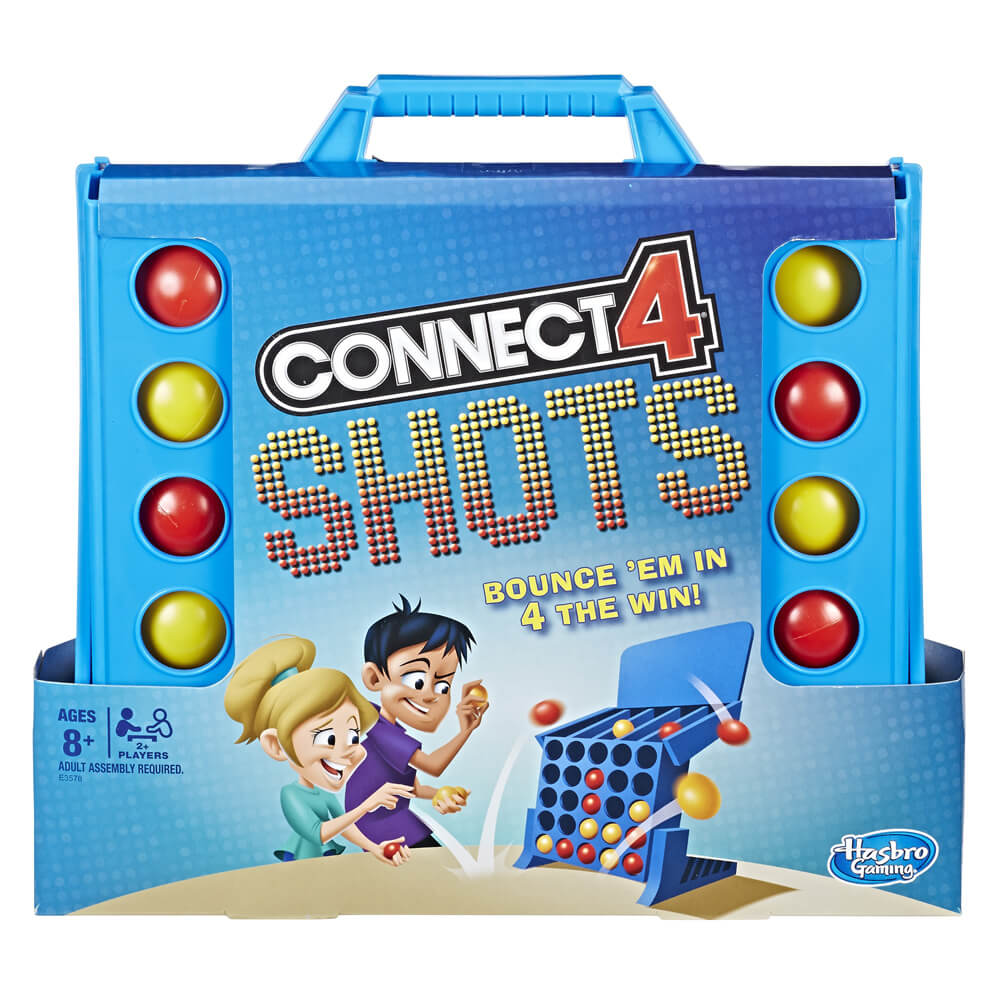 Hasbro Connect 4 Shots E3578