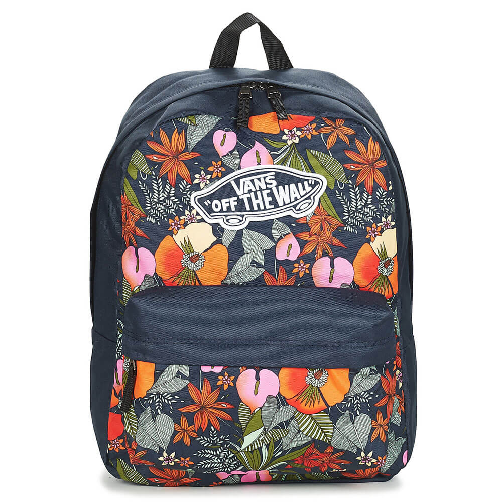 Vans Realm Backpack Multi Tropic Dress Blues VN0A3UI6W141