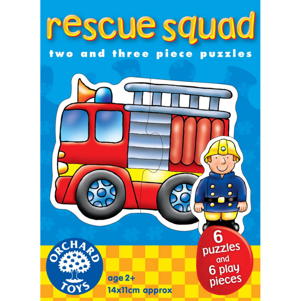 Orchard Rescue Squad 2 Yaş+ 204