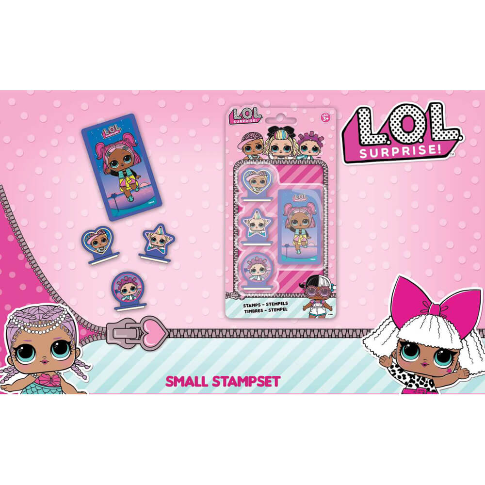 Taros Lol Stamps Set 2237