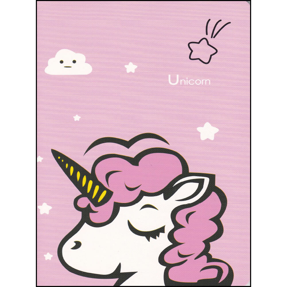Unick Color Defter Unicorn A4 Çizgili 3321